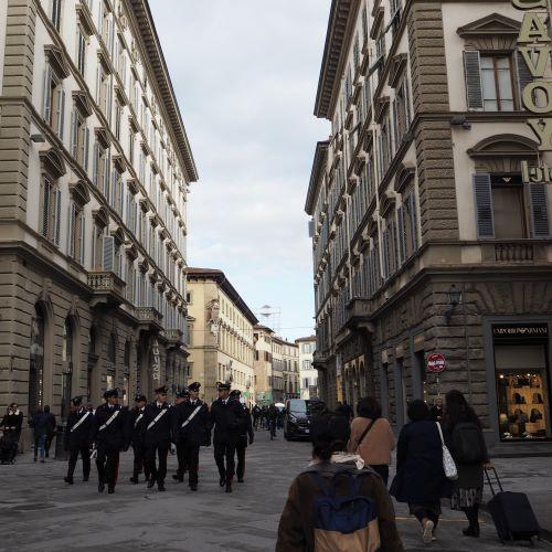 イタリア出張①